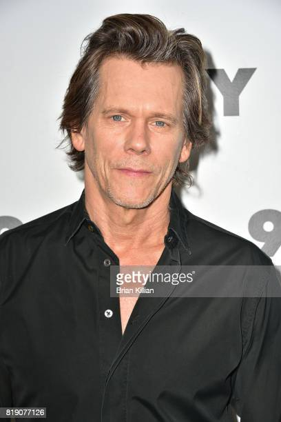 Kevin Bacon attends the 92nd Street Y Presents Kevin Bacon and Kyra Sedgwick In Conversation event at 92nd Street Y on July 19 2017 in New York City