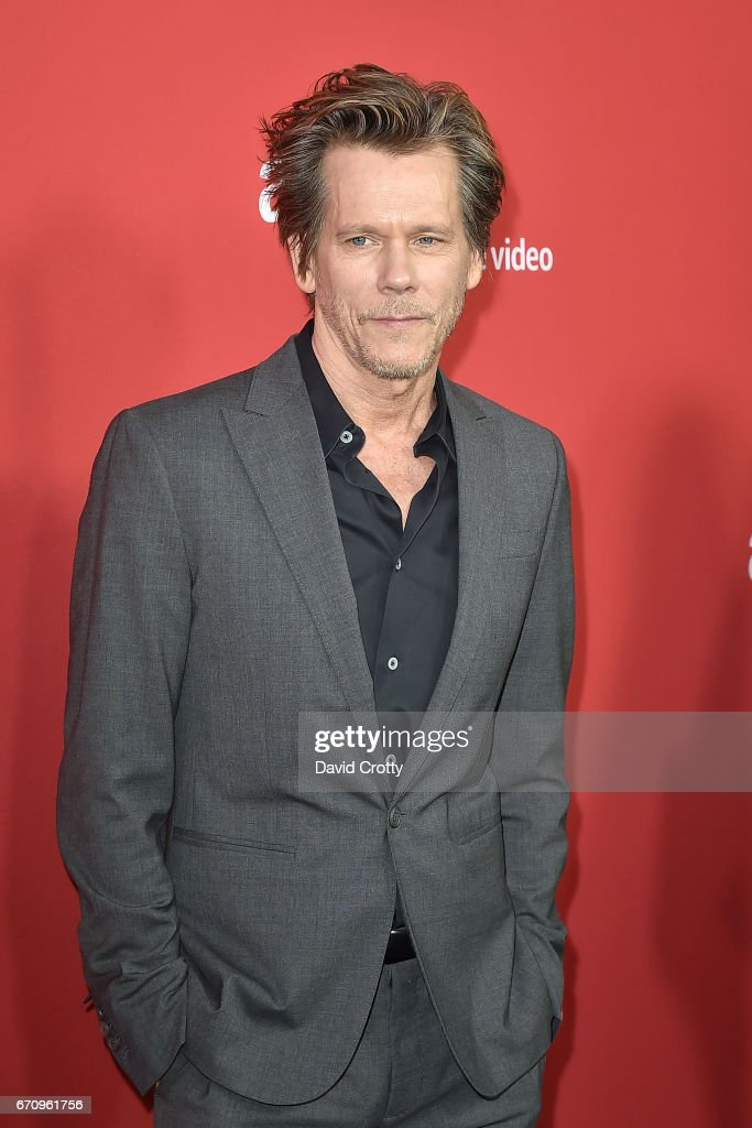 Kevin Bacon attends the Premiere Of Amazon's 'I Love Dick' - Arrivals on April 20, 2017 in Los Angeles, California.