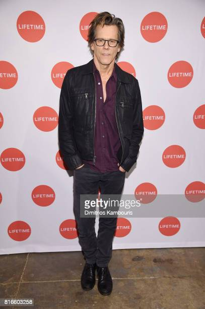 Kevin Bacon attends the 'Story Of A Girl' screening at Neuehouse on July 17 2017 in New York City