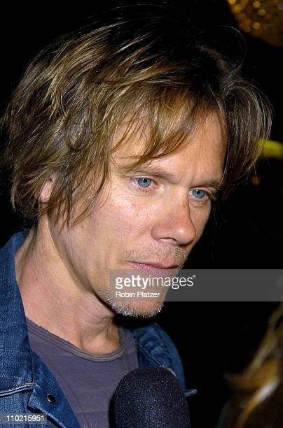 Kevin Bacon during Gen Art Film Festival 'Loverboy' Premiere Inside Arrivals at Ziegfeld Theatre in New York City New York United States
