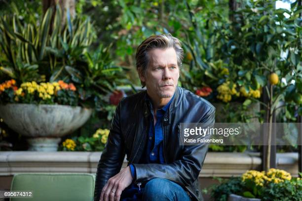 Kevin Bacon is photographed for Los Angeles Times on April 20 2017 in Los Angeles California PUBLISHED IMAGE CREDIT MUST READ Katie Falkenberg/Los...