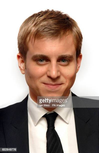 Kevin Bishop arrives for the British Comedy Awards 2006 at the London Studios in south London