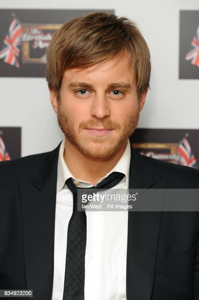 Kevin Bishop arrives for the British Comedy Awards 2008 at the ITV London Television Studios Upper Ground South Bank London