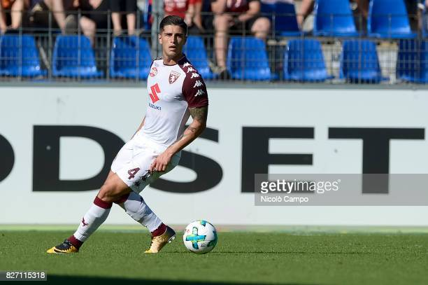 Kevin Bonifazi of Torino FC in action during the preseason friendly football match between SC Freiburg and Torino FC Torino FC wins 21 over SC...
