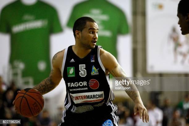 Kevin BRASWELL Nanterre / Limoges 1/2 Finale de Pro B Nanterre