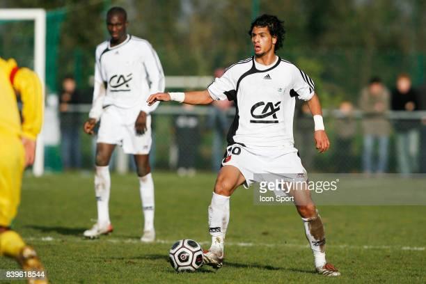 Kevin BRU Rennes / Nantes 280207 16eme de finale de la coupe GAMBARDELLA