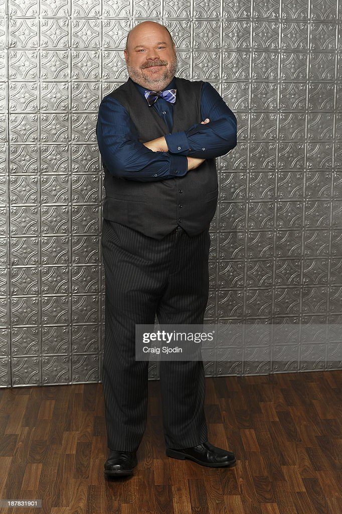 JESSIE - Kevin Chamberlin stars as Bertram on Disney Channel's 'Jessie.'