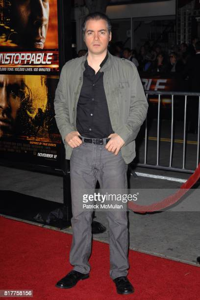 Kevin Corrigan attends UNSTOPPABLE World Premiere at Regency Village Theatre on October 26 2010 in Westwood California