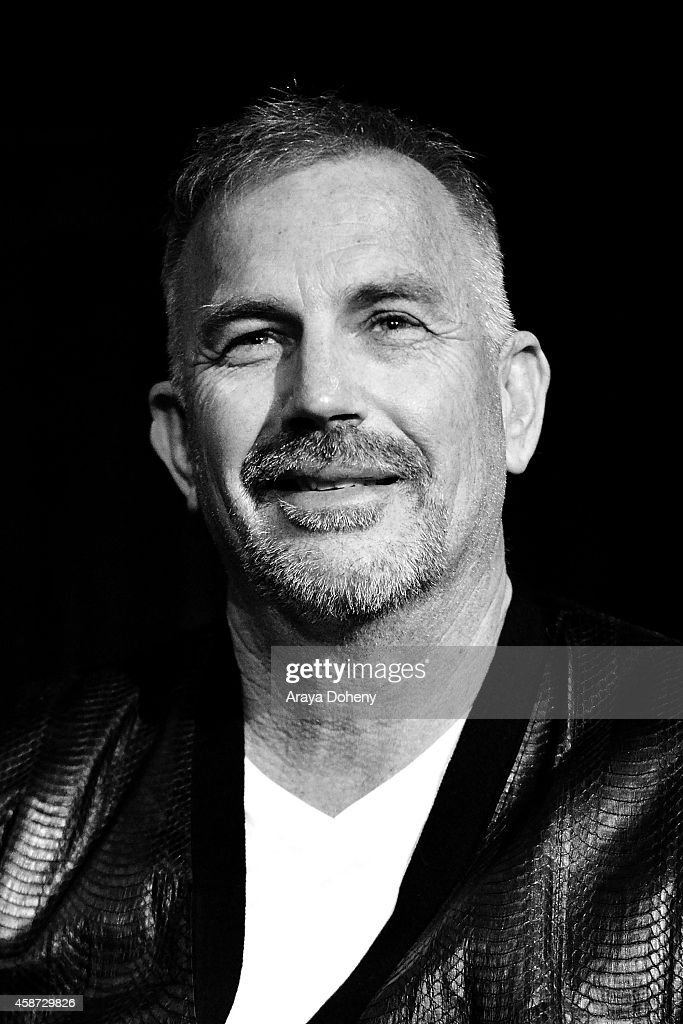 Kevin Costner attends AARP's 2nd Annual Movies For Grownups Film Showcase - 'Black and White' at Regal Cinemas L.A. Live on November 9, 2014 in Los Angeles, California.
