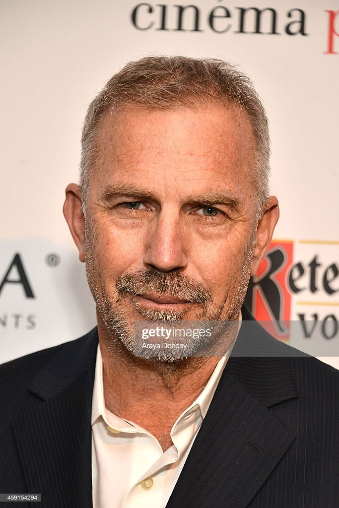 <a gi-track='captionPersonalityLinkClicked' href=/galleries/search?phrase=Kevin+Costner&family=editorial&specificpeople=201719 ng-click='$event.stopPropagation()'>Kevin Costner</a> attends cinema prive And PANDORA Jewelry Host A Special Screening Of 'Black Or White' on November 17, 2014 in West Hollywood, California.