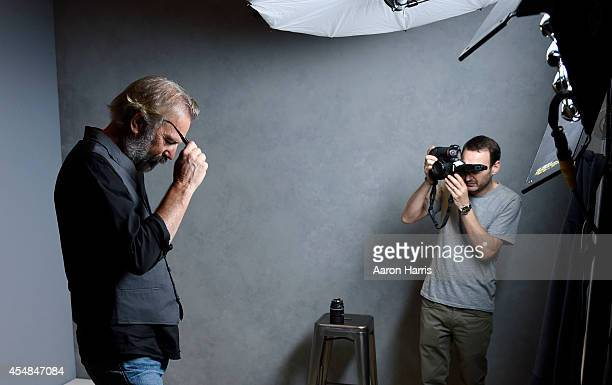 Kevin Costner attends the Guess Portrait Studio during 2014 Toronto International Film Festival on September 7 2014 in Toronto Canada