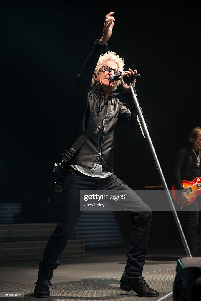 REO Speedwagon In Concert - Muncie, IN