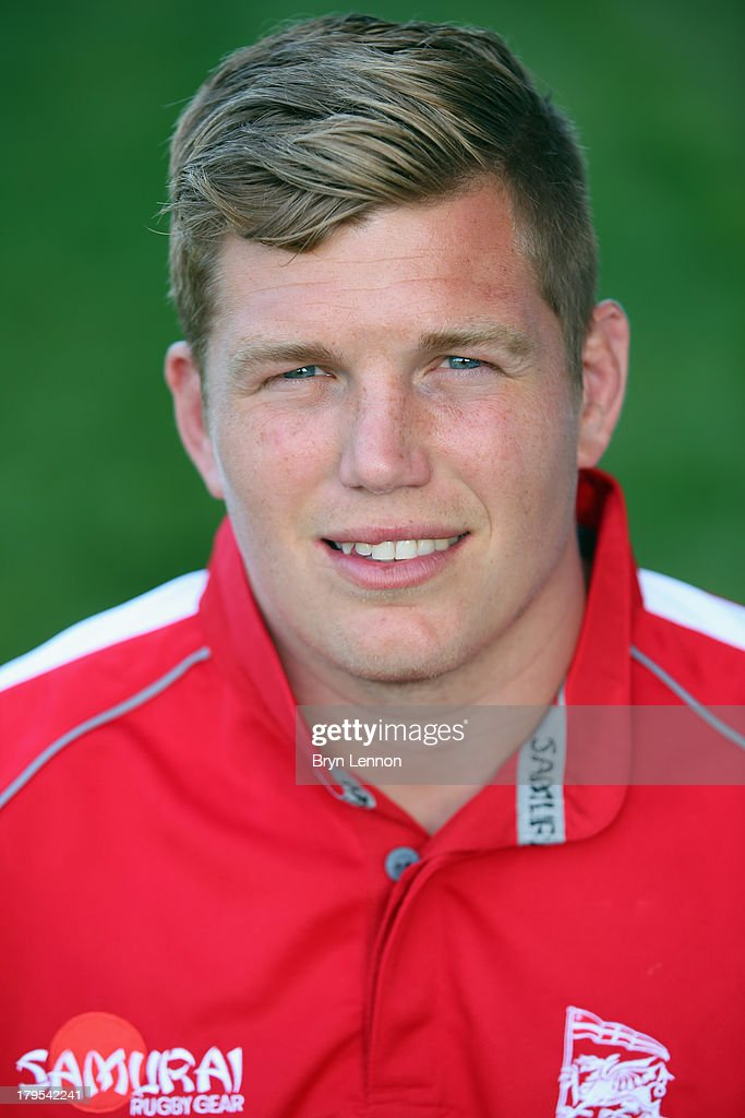 <a gi-track='captionPersonalityLinkClicked' href=/galleries/search?phrase=Kevin+Davies&family=editorial&specificpeople=204360 ng-click='$event.stopPropagation()'>Kevin Davies</a> of London Welsh poses for a portrait during a London Welsh Media Day at Kassam Stadium on September 4, 2013 in Oxford, England.