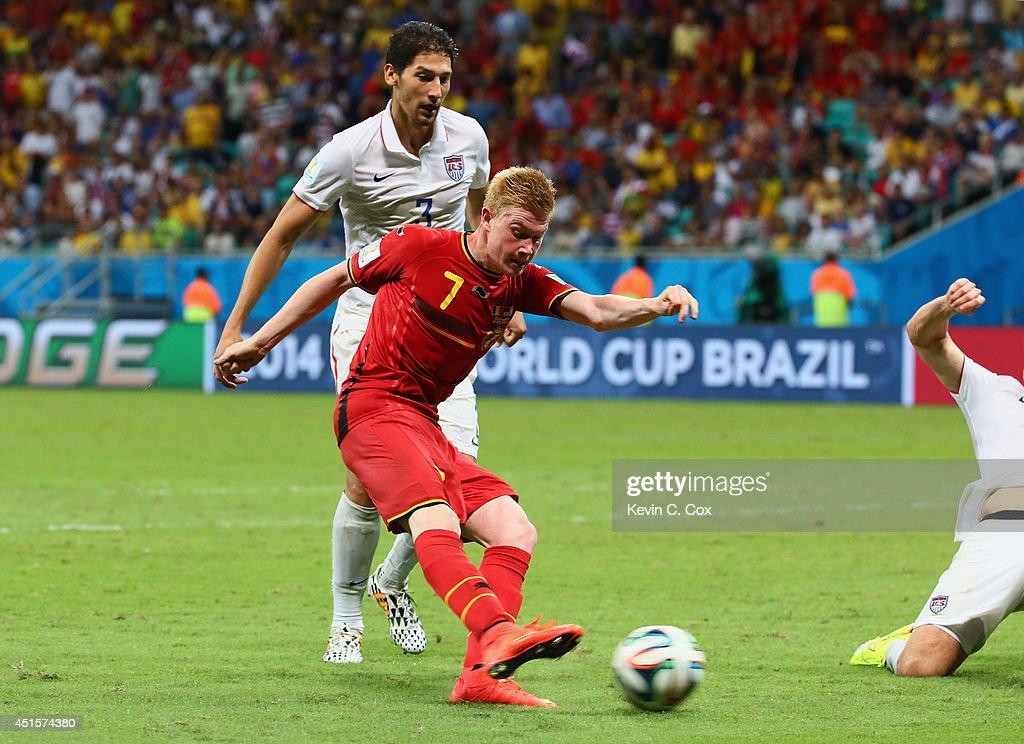 Belgium v USA: Round of 16 - 2014 FIFA World Cup Brazil