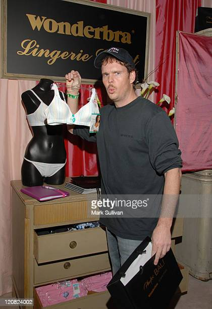 Kevin Dillon during Wonderbra at the Silver Spoon Beauty Buffet Day Two in Beverly Hills California United States