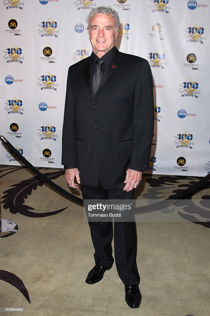 <a gi-track='captionPersonalityLinkClicked' href=/galleries/search?phrase=Kevin+Dobson&family=editorial&specificpeople=637873 ng-click='$event.stopPropagation()'>Kevin Dobson</a> attends the 23rd annual Night Of 100 Stars black tie dinner viewing gala held at the Beverly Hills Hotel on February 24, 2013 in Beverly Hills, California.