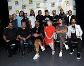 "2019 Comic-Con International - ""Mayans M.C."" Discussion..."