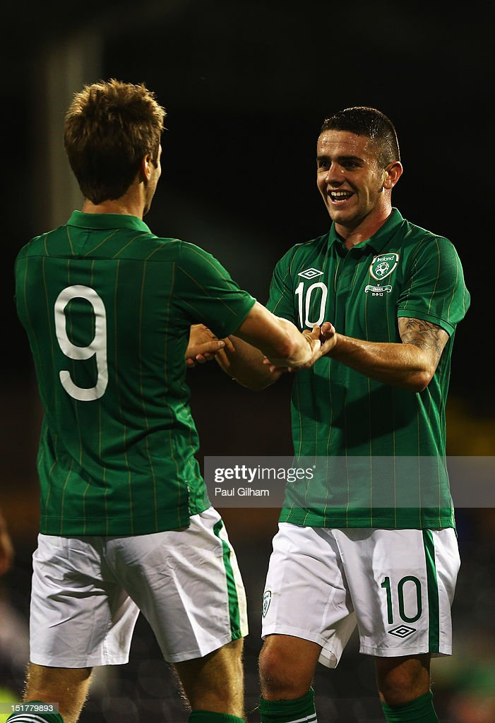 Republic of Ireland v Oman - International Friendly