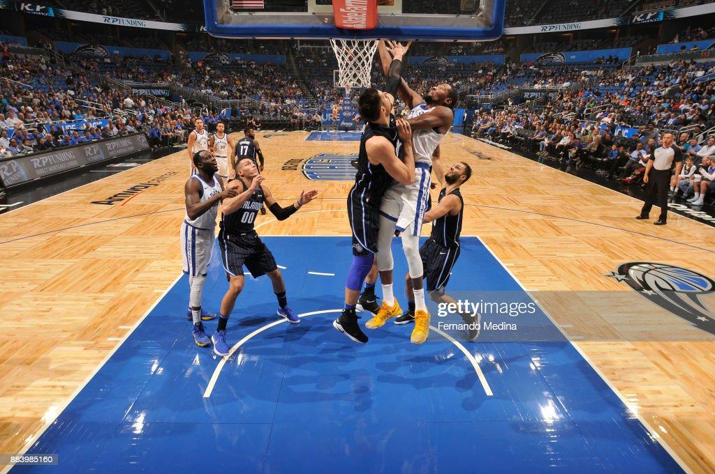 Golden State Warriors v Orlando Magic