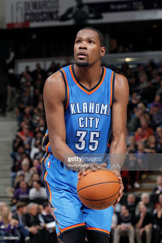 Oklahoma City Thunder v Sacramento Kings | Getty Images