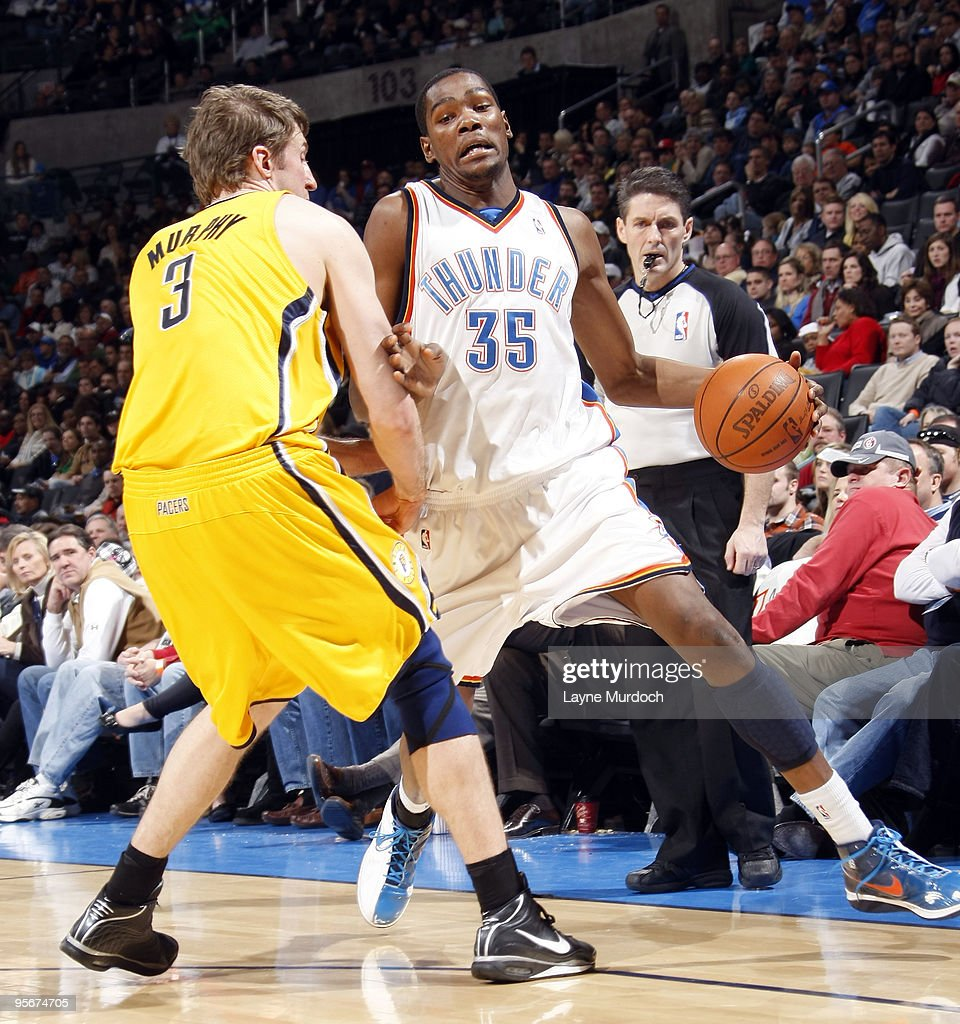 s et images de Indiana Pacers v Oklahoma City Thunder