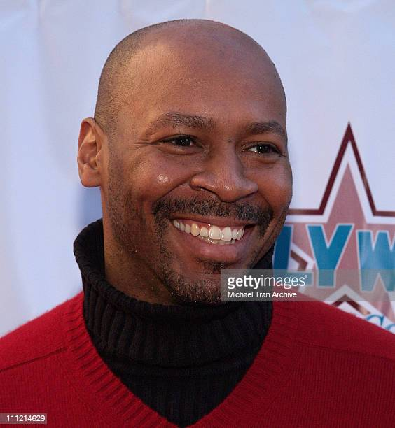 Kevin Eubanks during The 74th Annual Hollywood Christmas Parade Arrivals at Hollywood Roosevelt Hotel in Hollywood California United States