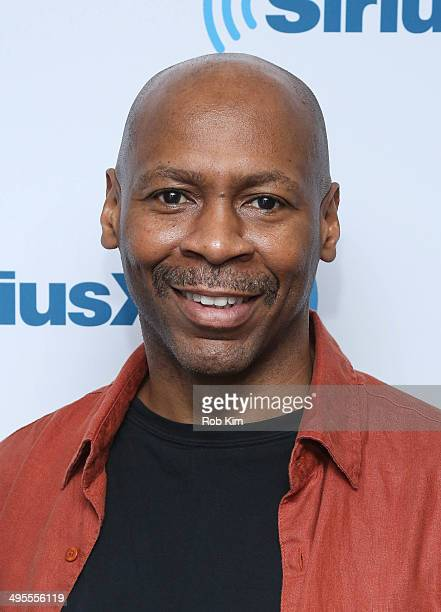 Kevin Eubanks visits at SiriusXM Studios on June 4 2014 in New York City