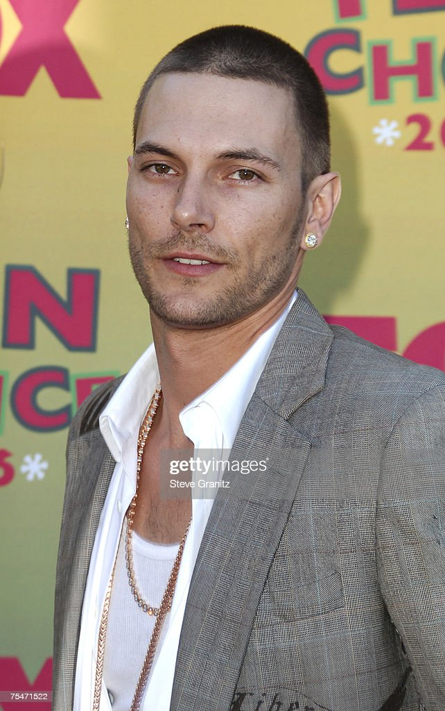 Kevin Federline at the Gibson Amphitheatre in Beverly Hills, California