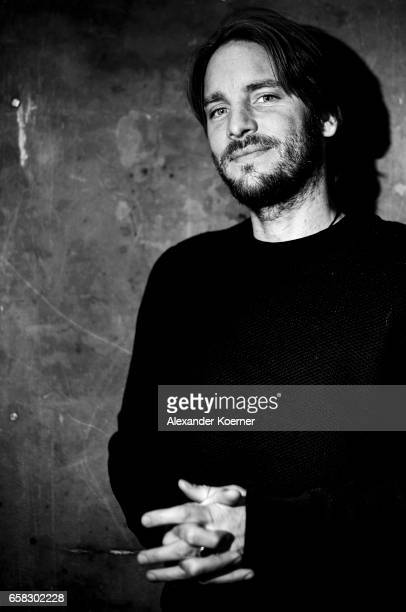 Kevin Ford poses at the 'The Bomb' portrait session during the 67th Berlinale International Film Festival Berlin at Berlinale Palace on February 11...