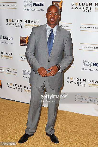 Kevin Frazier arrives at the 12th Annual Golden Heart Awards Gala at the Beverly Wilshire Four Seasons Hotel on May 7 2012 in Beverly Hills California