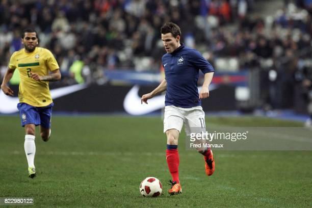 Kevin GAMEIRO France / Bresil Match amical Stade de France
