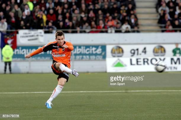 Kevin GAMEIRO Lorient / Paris Saint Germain 13e journee Ligue 1
