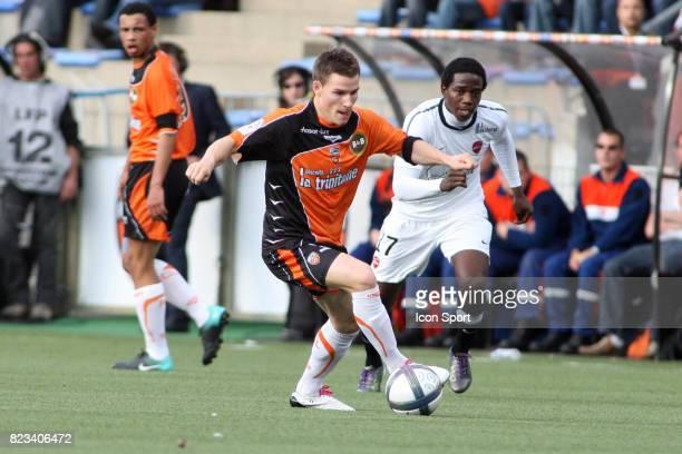 Kevin GAMEIRO Lorient / Valenciennes 9eme journee de Ligue 1