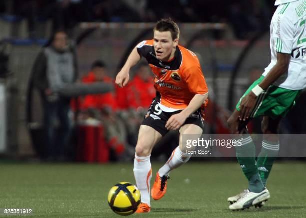 Kevin GAMEIRO Lorient / Saint Etienne 28eme journee de Ligue 1