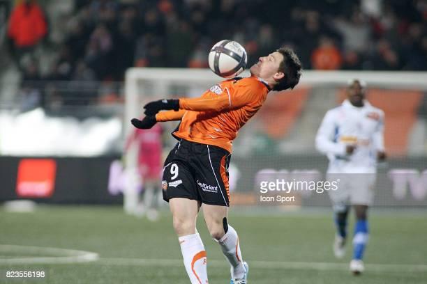 Kevin GAMEIRO Lorient / Montpellier 19eme journee de Ligue 1