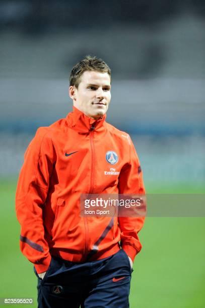 Kevin GAMEIRO Marseille / PSG 15eme Journee de Ligue 1