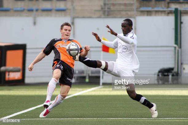 Kevin GAMEIRO / Benjamin Brou ANGOUA Lorient / Valenciennes 9eme journee de Ligue 1