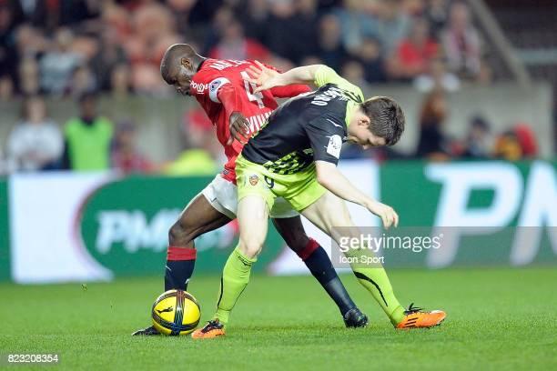 Kevin GAMEIRO / Claude MAKELELE Paris Saint germain / Lorient 29e journee Ligue 1