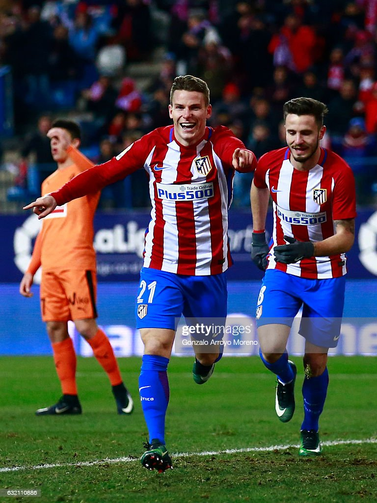 Atletico Madrid v Eibar - Copa Del Rey Quarter-final: First Leg