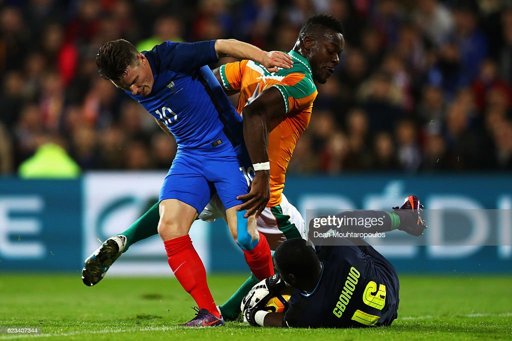 France v Ivory Coast - International Friendly