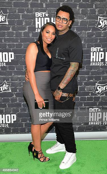 Kevin Gates attends The BET Hip Hop Awards at Boisfeuillet Jones Atlanta Civic Center on September 20 2014 in Atlanta Georgia