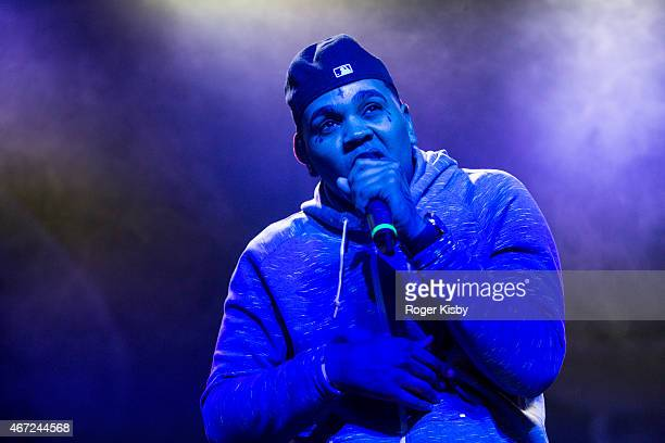 Kevin Gates performs onstage at The FADER FORT Presented by Converse during SXSW on March 21 2015 in Austin Texas