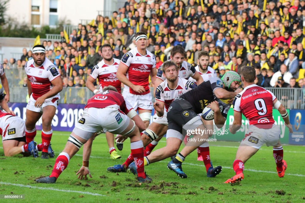 Stade Rochelais v Ulster - European Champions Cup