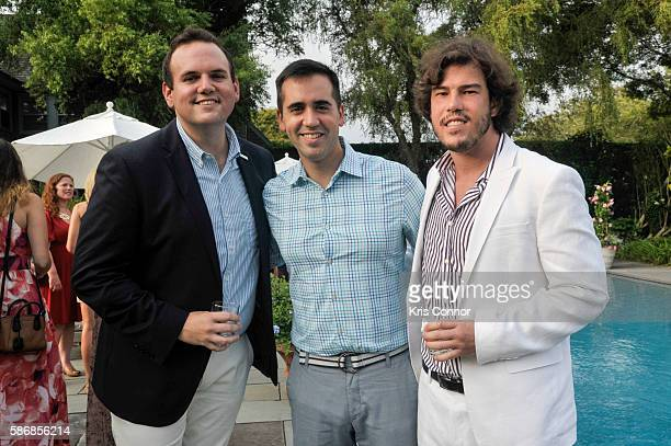 Kevin Hager National Center for Learning Disabilities Timothy Meola and Quinn Bradlee attend a cocktail party introducing Friends of Quinn Understood...