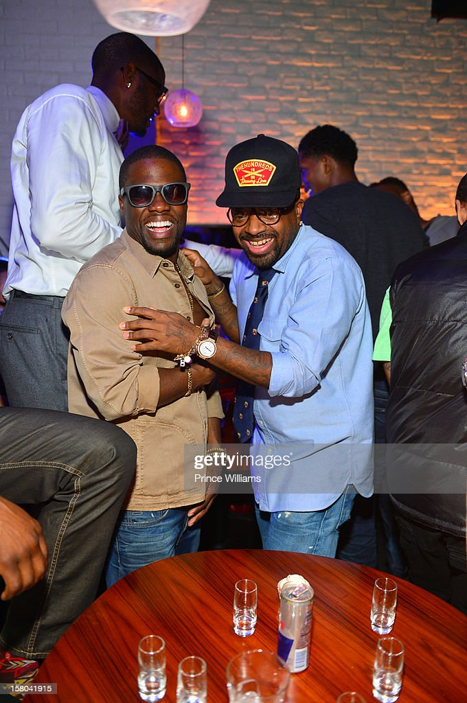 <a gi-track='captionPersonalityLinkClicked' href=/galleries/search?phrase=Kevin+Hart+-+Actor&family=editorial&specificpeople=4538838 ng-click='$event.stopPropagation()'>Kevin Hart</a> and Jermain Dupri attend Josh Smith's Birthday Celebration at STK on December 5, 2012 in Atlanta, Georgia.
