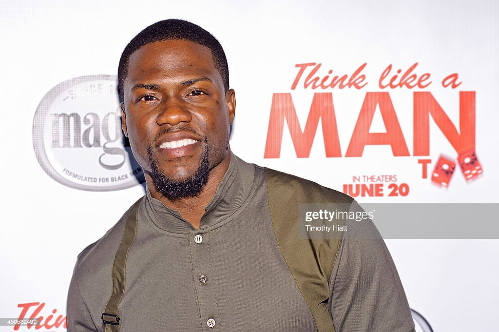 <a gi-track='captionPersonalityLinkClicked' href=/galleries/search?phrase=Kevin+Hart+-+Actor&family=editorial&specificpeople=4538838 ng-click='$event.stopPropagation()'>Kevin Hart</a> attends a screening of 'Think Like A Man Too' at the Showplace Icon Theater on June 12, 2014 in Chicago, Illinois.