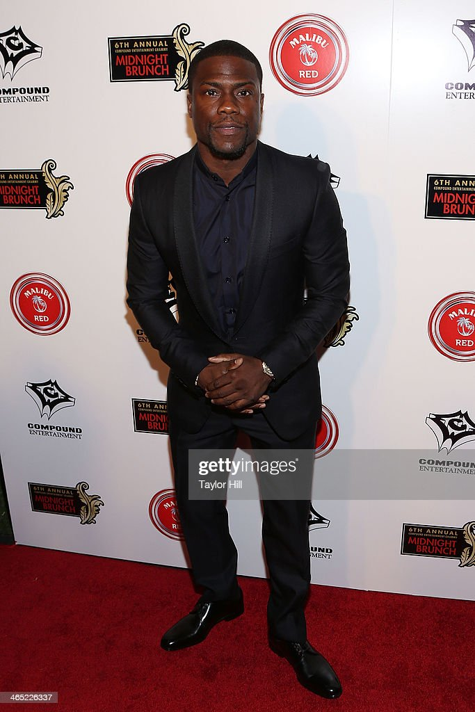 <a gi-track='captionPersonalityLinkClicked' href=/galleries/search?phrase=Kevin+Hart+-+Actor&family=editorial&specificpeople=4538838 ng-click='$event.stopPropagation()'>Kevin Hart</a> attends Ne-Yo & Compound Entertainment Present: The 6th Annual Grammy Midnight Brunch at Lure on January 25, 2014 in Hollywood, California.