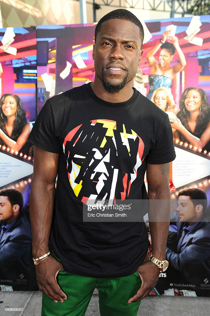 Kevin Hart attends Sony Pictures 'Think Like A Man Too' Houston Red Carpet Screening With Kevin Hart Terrence J And Drake at Studio 30 June 14 2014...