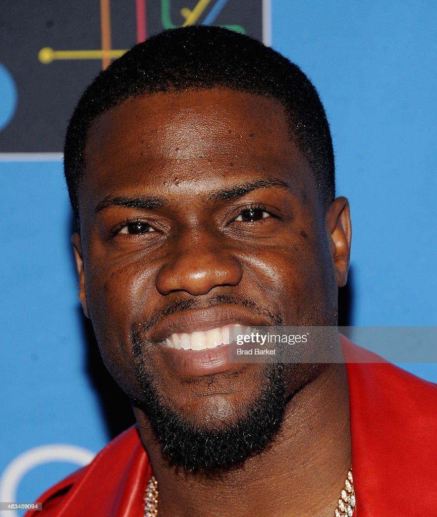 Kevin Hart attends State Farm AllStar Saturday Night NBA AllStar Weekend 2015 at Barclays Center on February 14 2015 in New York New York