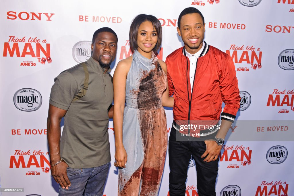 <a gi-track='captionPersonalityLinkClicked' href=/galleries/search?phrase=Kevin+Hart+-+Actor&family=editorial&specificpeople=4538838 ng-click='$event.stopPropagation()'>Kevin Hart</a>, <a gi-track='captionPersonalityLinkClicked' href=/galleries/search?phrase=Regina+Hall&family=editorial&specificpeople=4509171 ng-click='$event.stopPropagation()'>Regina Hall</a>, and <a gi-track='captionPersonalityLinkClicked' href=/galleries/search?phrase=Terrence+J&family=editorial&specificpeople=4419581 ng-click='$event.stopPropagation()'>Terrence J</a> attend a screening of 'Think Like A Man Too' at the Showplace Icon Theater on June 12, 2014 in Chicago, Illinois.